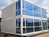 工廠辦公集裝箱 (1)